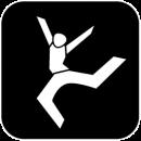 icon_modern_dance_schwarz_auf_weiss_250px